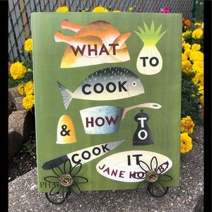 Other - What to cook & how to cook it